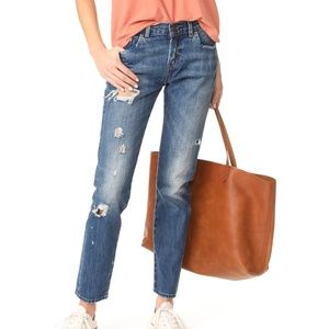 NWT Levi's LVC 1967 505 Jeans in Femme Fatale 25